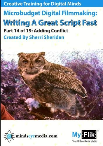 Writing A Great Script Fast: Part 14 Adding Conflict