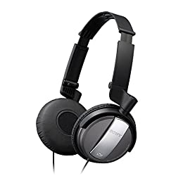 SONY 密閉型ノイズキャンセリングヘッドホン ブラック MDR-NC7/B