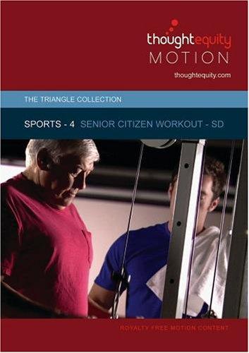 Sports 4 - Senior Citizen Workout - SD