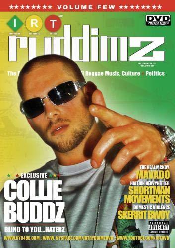"IRT RYDDIMZ DVD ""Vol. FEW"""