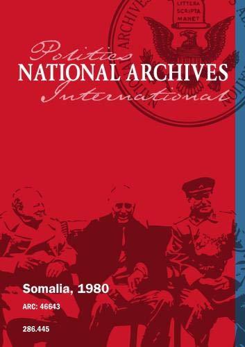 Somalia, 1980