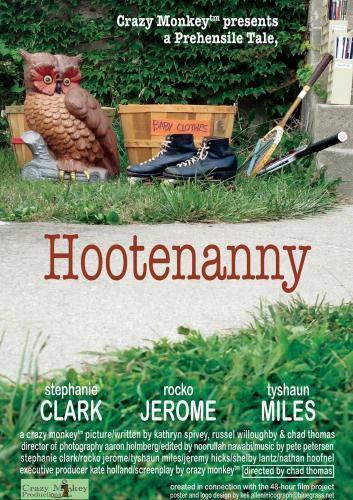 Crazy Monkey Presents a Prehensile Tale: Hootenanny