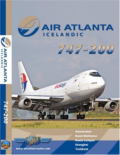 Air Atlanta MASKargo Boeing 747-200
