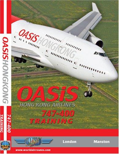 Oasis Hong Kong Boeing 747-400 (Training)