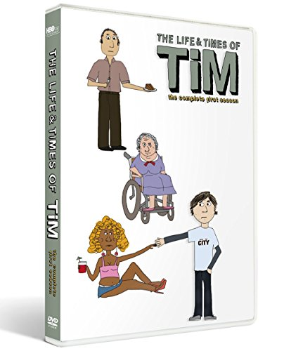 The Life and Times of Tim: The Complete First Season DVD