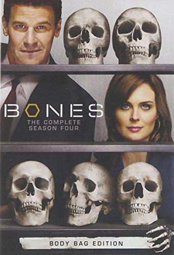 Bones - Season 4 DVD