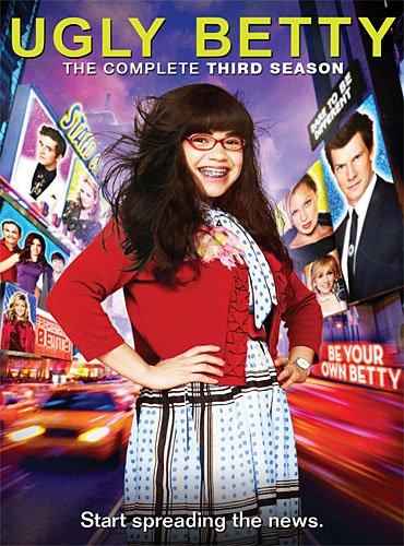 Ugly Betty: Season 3 DVD