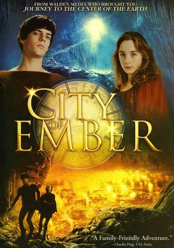 City of Ember DVD