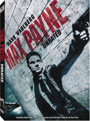 Max Payne  DVD