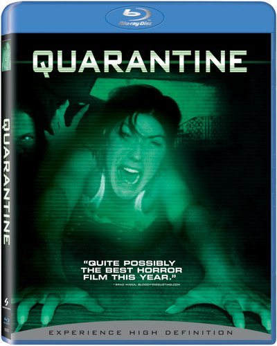 Quarantine [Blu-ray] DVD
