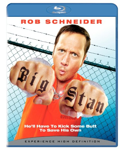 Big Stan [Blu-ray] DVD