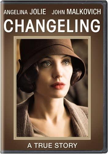 Changeling DVD