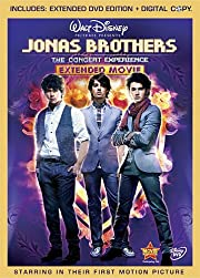 Jonas Brothers: The Concert Experience…