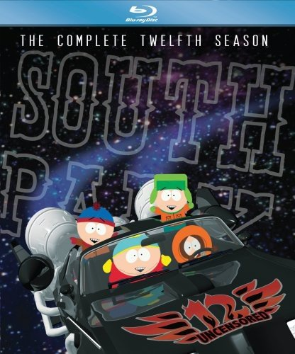 South Park: The Complete Twelfth Season [Blu-ray] DVD
