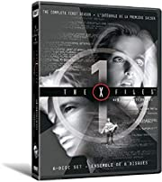 The X-Files: Season 1 – tekijä: David…