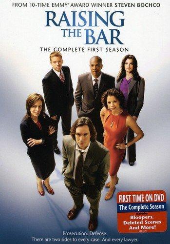 Raising The Bar: The Complete First Season DVD
