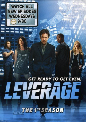 Leverage: The Complete First Season DVD