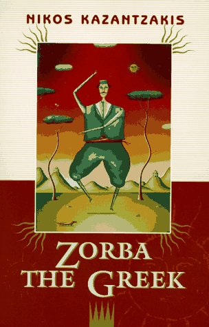 Zorba the Greek written by Nikos Kazantzakis