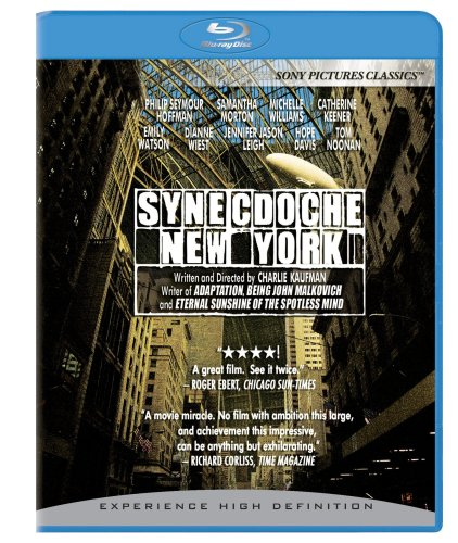Synecdoche, New York [Blu-ray] DVD