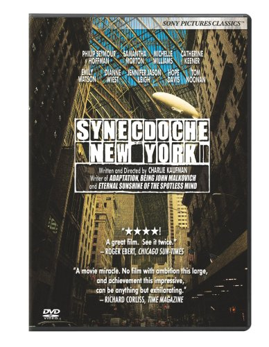 Synecdoche, New York DVD