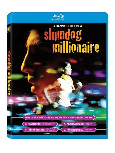 Slumdog Millionaire [Blu-ray] DVD