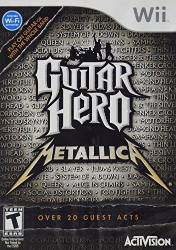 Guitar Hero: Metallica part of Guitar Hero