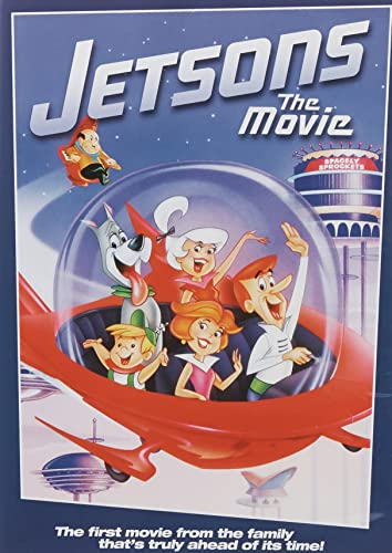 Get Jetsons: The Movie On Video