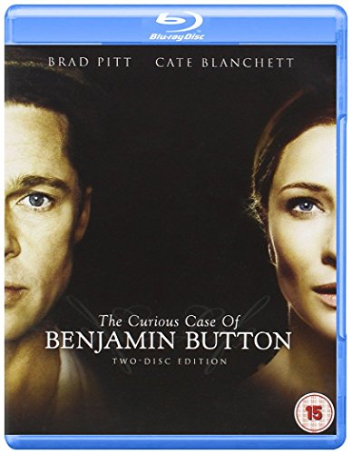 The Curious Case Of Benjamin Button [2009][Region Free]