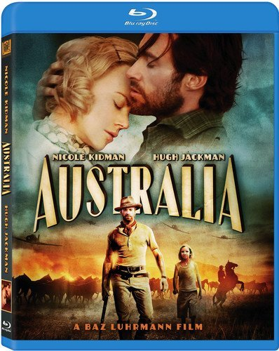 Australia [Blu-ray] DVD
