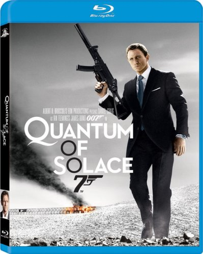 Quantum of Solace [Blu-ray] DVD