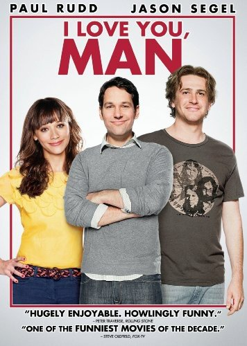 I Love You, Man DVD