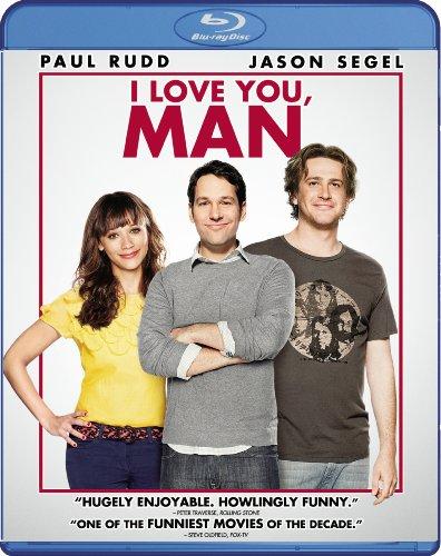 I Love You, Man [Blu-ray] DVD