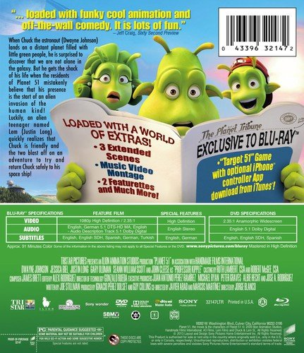 Get Planet 51 On Video