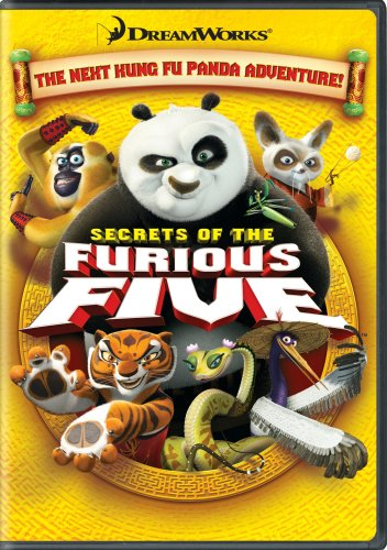 Get Kung Fu Panda: Secrets of the Masters On Video