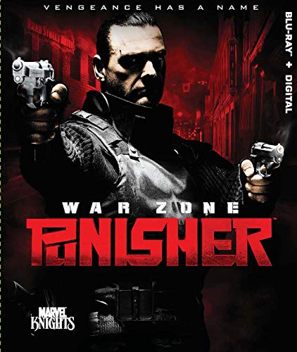 Punisher 2: War Zone [Blu-ray] DVD