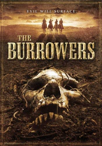 The Burrowers DVD