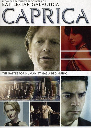 Caprica DVD