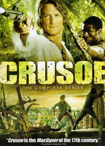 Crusoe: The Complete Series DVD
