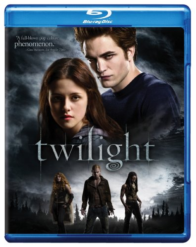 Twilight [Blu-ray] DVD