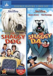 The Shaggy D.A. / The Shaggy Dog (Double…