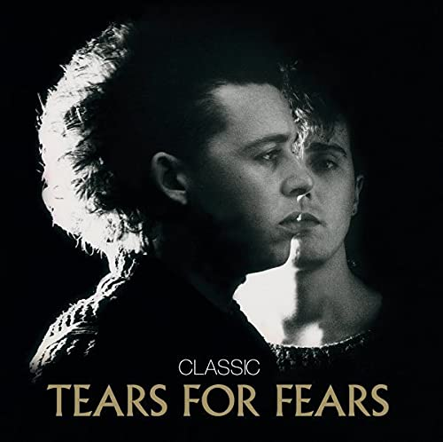 love is a four letter word album cover - classic tears for fears