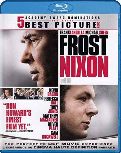 Frost/Nixon [Blu-ray] DVD