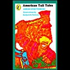 American Tall Tales by Adrien Stoutenburg