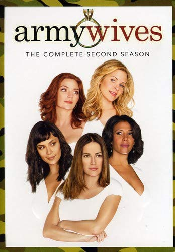 Army Wives: The Complete Season 2 DVD