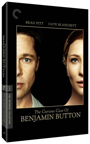 The Curious Case of Benjamin Button  DVD