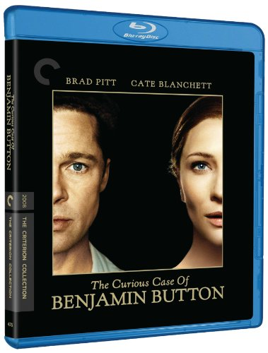 The Curious Case of Benjamin Button [Blu-ray] DVD