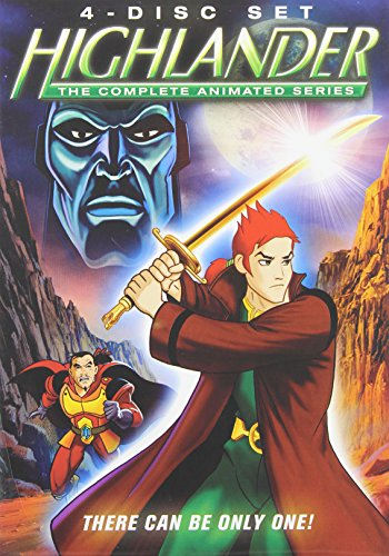 Cult Of The Immortal (1995) - Highlander: The Animated ...