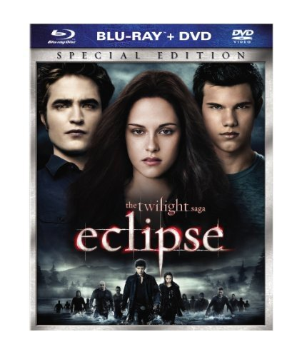 The Twilight Saga: Eclipse  DVD