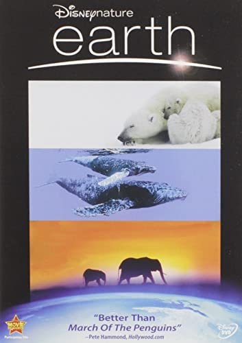 Disney Nature Earth DVD