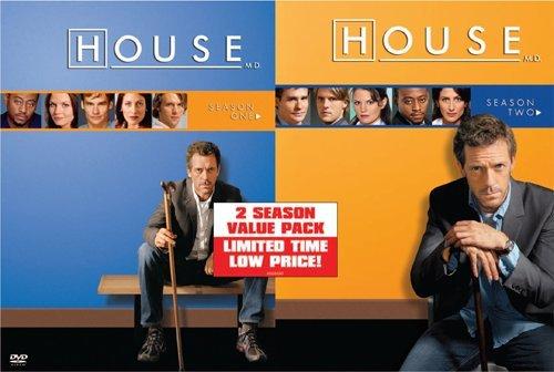 House-Season 1/Season 2 Value Pack DVD